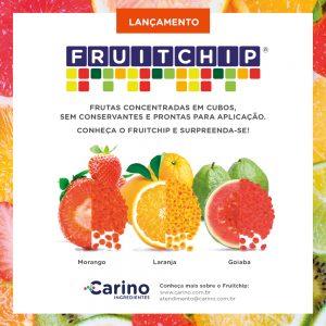 Carino Fruitchip Cubos de fruta